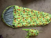 Toddler sleeping bags (x2 if needed)