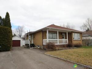 198 000$ - Bungalow à vendre à Jonquière (Arvida) Saguenay Saguenay-Lac-Saint-Jean image 1