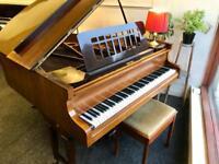Fritz Kuhla grand piano