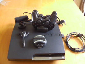 PlayStation 3 plus 40 Games & Accessories