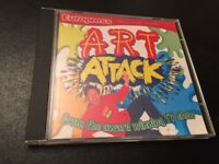 Art Attack CD Rom