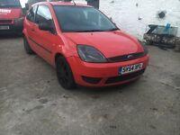 Ford Fiesta 6months mot