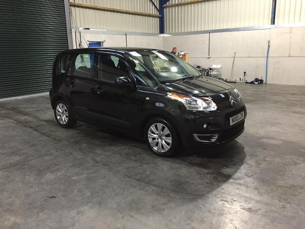 2010 Citroen c3 Picasso VTR + hdi 1 owner fsh guaranteed cheapest in country