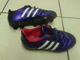 football boots size1 adidas