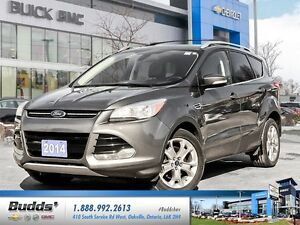 2014 Ford Escape Titanium SAFETY AND E-TESTED
