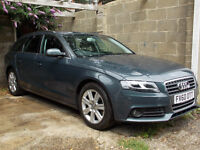 Audi A4 2.0 TDI SE Avant. Grey. Automatic. Diesel. MOT until Nov 16. 3 owners.