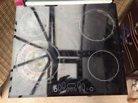 Built in electric hob