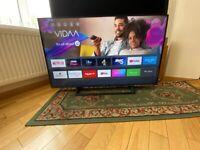 Hisense 50 inch tv 50A7300FTUK new condition