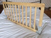 Child Wooden Bed Guard Babydan