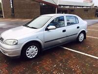 99 Vauxhall Astra 1.6 petrol FULL YR MOT LOW MILES REAL CHEAP CAR!!
