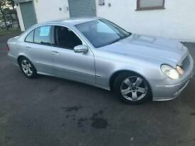 Mercedes Benz - E220 CDI - 56 REG - 12 MONTH M.O.T - 97K MILEAGE - £2500 REDUCED