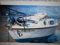 Leisure 17 Cabin Cruser Yacht