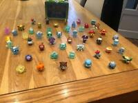Bundle of Moshi Minsters and Collectors Tin