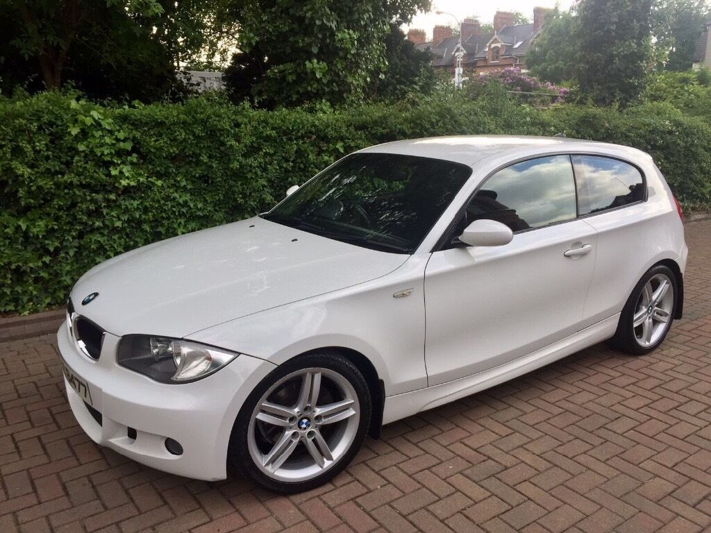 bmw 120d m sport 2008 1 series in belfast city centre belfast gumtree. Black Bedroom Furniture Sets. Home Design Ideas