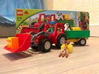 LEGO DUPLO - Big Tractor - 5647