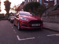 Ford Fiesta 1.0 T EcoBoost Zetec S 140PS RARE COLOUR 1 OWNER LOW MILES