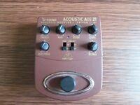 Behringer Acoustic ADI 21 Modeller and DI Box