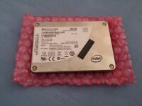 Barely Used Intel 180GB SSD 2.5 inch Laptop Disk Drive. May Swap.