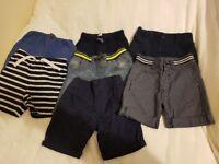 Bundle of boys shorts age 1.5-2yrs