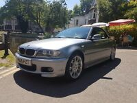 BMW 3 SERIES 2.5 325Ci M Sport, 2dr Automatic, FSH, MOT, 2 keys, Great Condition