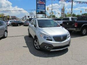 2014 Buick Encore   LEATHER   CAM   ONE OWNER