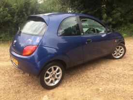 CHEAP CAR FORD KA 2008 FULL SERVICE AND MOT - LOOKS & DRIVES GREAT - 6 MONTHS WARRANTY AVAILABLE