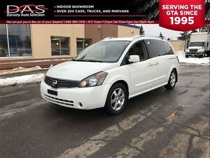 2009 Nissan Quest 3.5 SE /TV-DVD/PANORAMIC ROOF