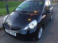 2008 HONDA JAZZ SE 1.4 PETROL 5 DOOR HATCHBACK LOW MILEAGE LOW INSURANCE***COME WITH 12 MONTHS MOT**