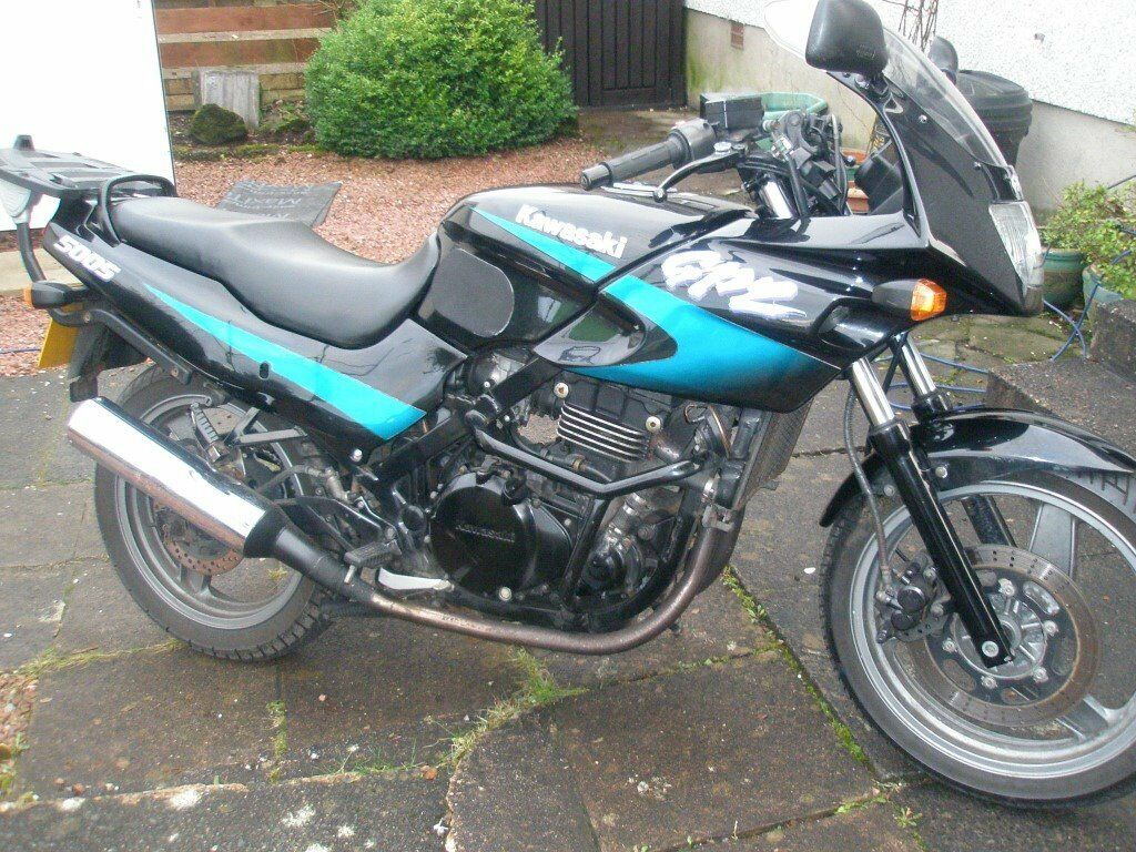 kawasaki gpz 500 s gpz500 in eaglesham glasgow gumtree. Black Bedroom Furniture Sets. Home Design Ideas