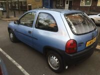 Vauxhall corsa 1.5 diesel classic