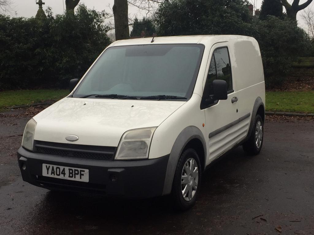 ford transit connect 1 8 tddi 2004 model in bury manchester gumtree. Black Bedroom Furniture Sets. Home Design Ideas
