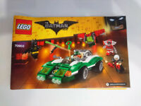 LEGO 70903 Batman Movie The Riddle Racer