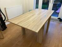 Next Corsica 4-6 seater extendable dining table
