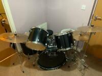 Drum Kit - Full 8 piece studio kit (used)