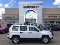 2014 Jeep Patriot Only 124 Km's on this Jeep - NEW