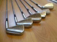 # 6 x pinseeker hbs iron golf clubs 3 6 7 8 9 sw