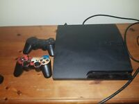 PS3 with loads of games