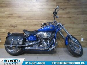2009 Harley-Davidson FXCWC Rocker C Softail 77$/SEMAINE