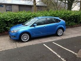 Ford Focus 1.6 TDCi 59 plate