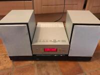 SONY MP3/CD/RADIO SYSTEM CMT-BX3