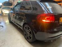 Audi A3 2.0tdi 170 sline 3 door facelift breaking parts