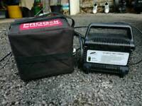 Golf cart battery and charger