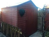 2mx2m shed. Good condition