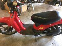 parts wanted for honda city sgx 50cc