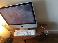 Apple Mac OS X Version 10.5.8, 24 inch monitor