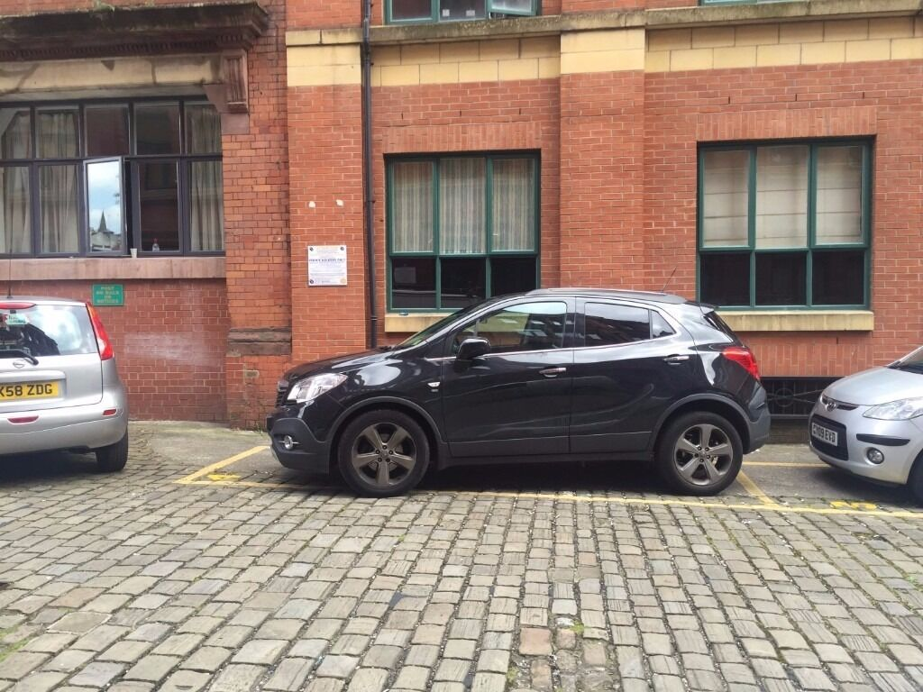 Allocated,Open Air Parking Space,Just Off***WHITWORTH ST***Short Walk To***PICCADILLY GDNS*** (4229)