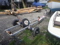 Boat trailer for 16ft boat
