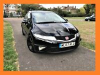 Honda Civic 2.2 i-CTDi ES 5dr HPI CLEAR,LONG MOT