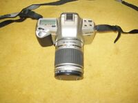 Pentax MZ-60 QD 35mm Camera And Lens With Operating Manual And Strap. for sale  Rowlands Castle, Hampshire