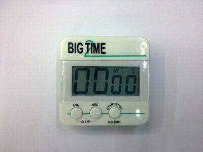 Posta Pro1 - BIG TIME TIMER DIGITALE DA CUCINA CON LCD ALTO CONTRASTO MAGNETIC